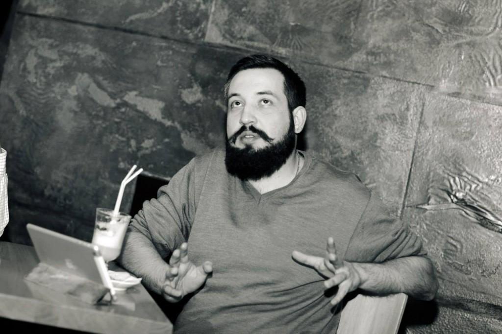 Петро Нек в Івано-Франківську