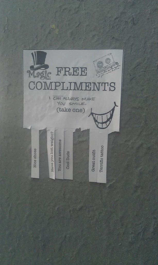Безкоштовні компліменти