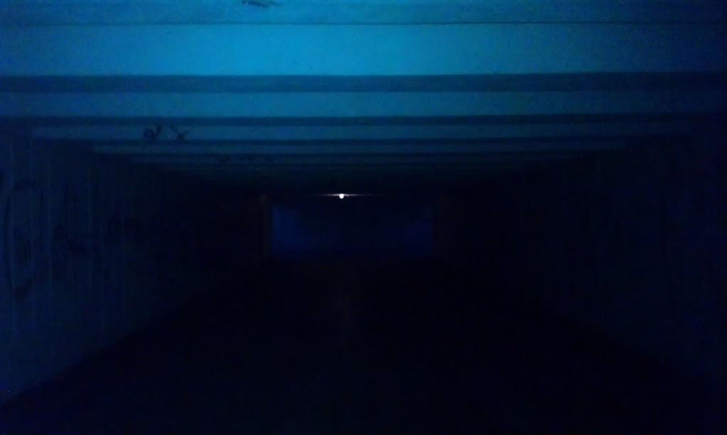 Освітлення переходу біля ЛАЗу