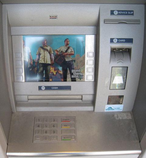 ATM GTA V