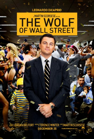 The Wolf of Wall Street (Вовк з Вол Стріт)