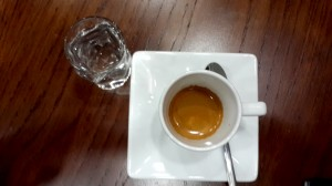еспресо кафе Фіксаж