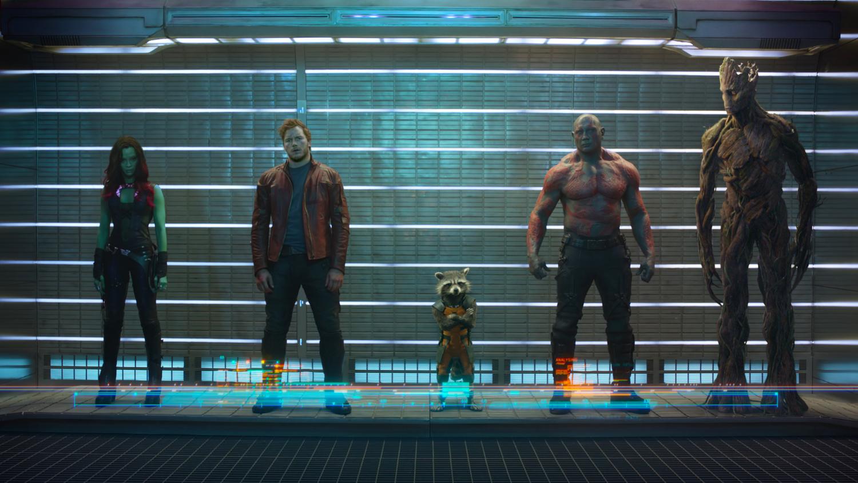 Guardians of the Galaxy. Вартові Галактики