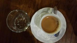 еспресо в кав'ярні Штука