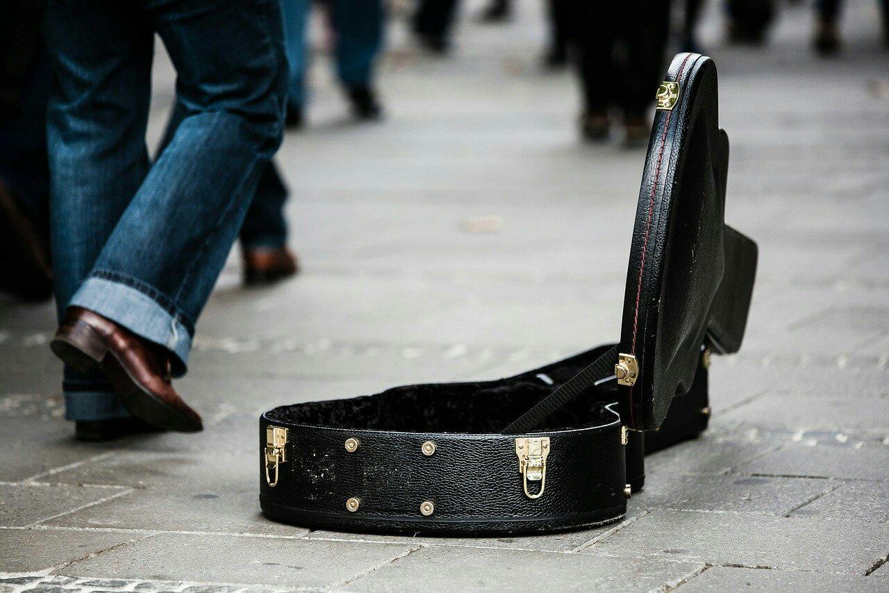 Вуличні музиканти