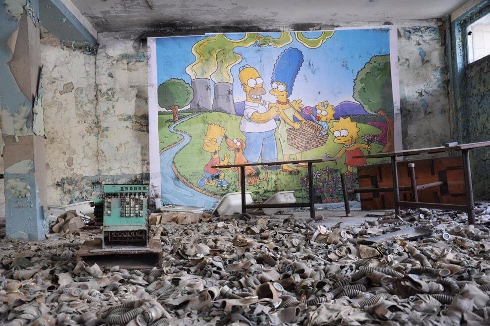 28 років з катастрофи на Чорнобильській АЕС