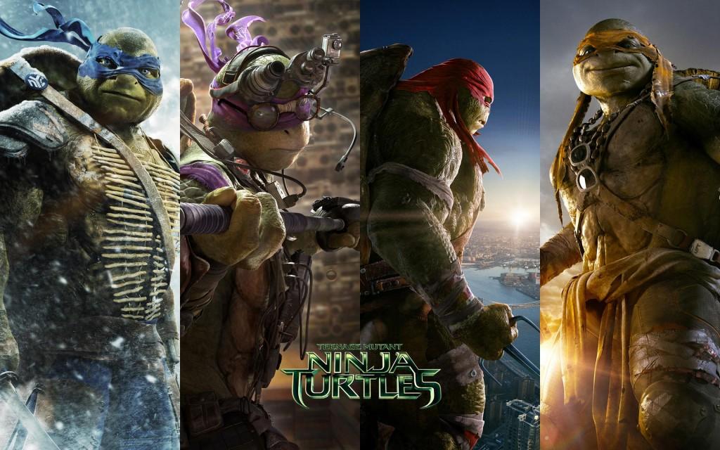 Підлітки-мутанти Черепашки-нiндзя Teenage Mutant Ninja Turtles (2014)