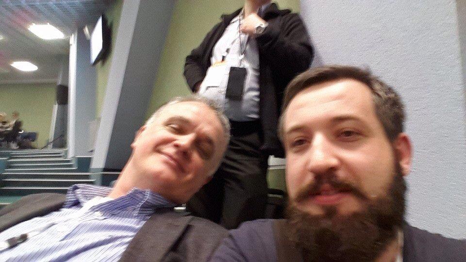 Олексій Скрипник та Петро Нек