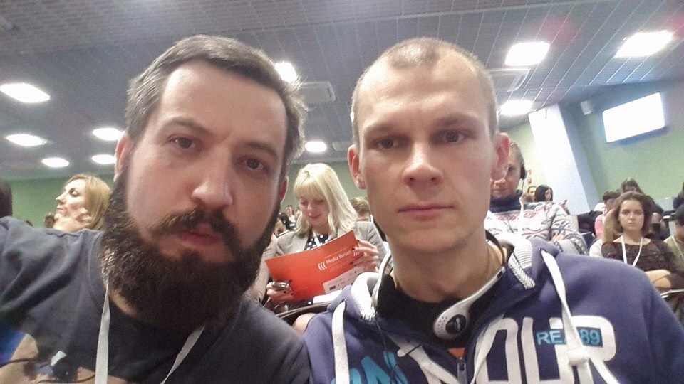 Петро Нек та Роман Голубовський