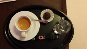 еспресо в Black Coffee