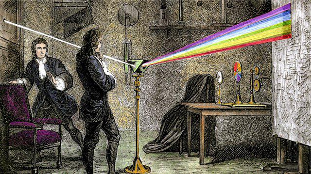 Призма Ньютона