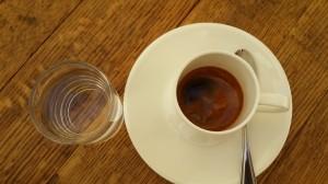 еспресо в Свічковій кав'ярні