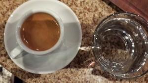 еспресо з кафе Глорія