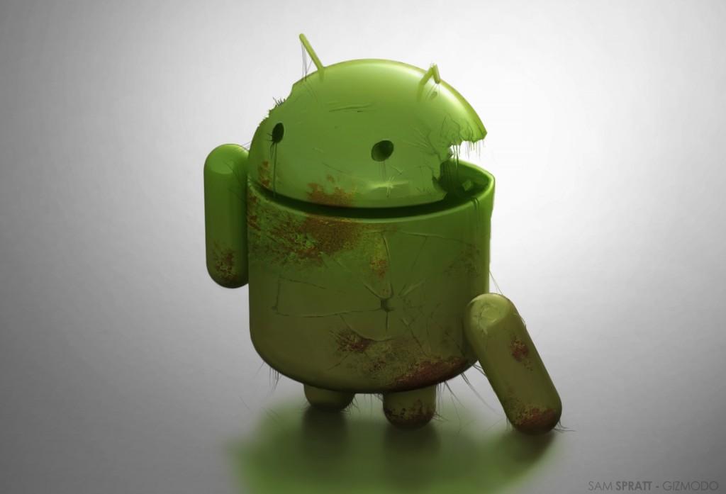 Хворий Android