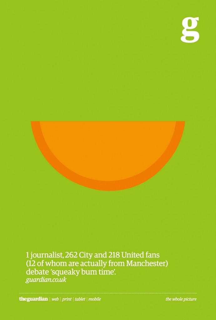 1 журналіст, 262 фани Сіті і 218 фанів Юнайтеда (лише 12 з них з Манчестера) обговорюють хвилюючі моменти в змаганні команд